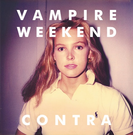 VAMPIRE WEEKEND - Contra (XL Recordings 2010.)