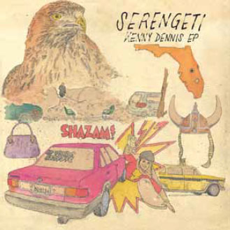 SERENGETI - Kenny Davis EP (anticon. 2012.)
