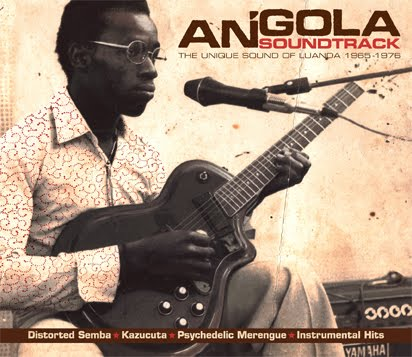 ANGOLA SOUNDTRACK - The Unique Sound Of Luanda 1968-1975 (Analog Africa 2010.)