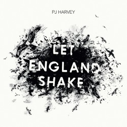 PJ HARVEY - Let England Shake (Vagrant 2011.)