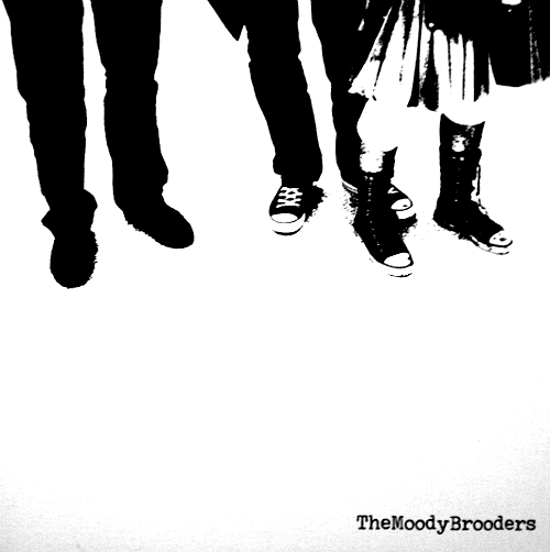THE MOODY BROODERS - The Moody Brooders EP (My Room Records 2011.)